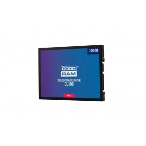 SSD 120GB 2.5'' SATA3, 485/380 MB/s, 7mm, GOODRAM SSD CL100 gen.2