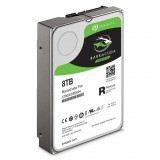 HDD 8TB Seagate BarraCuda SATA3 5400RPM 256MB intern 3.5""