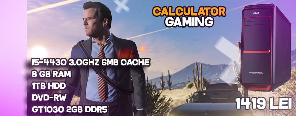 CALCULATOR GAMING GTA