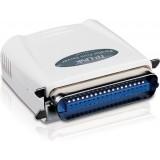 Print Server TP-Link TL-PS110P, 10/100Mbps, port paralel, suporta Alerte E-mail, Internet Printing Protocol (IPP) SMB si POST, print job log