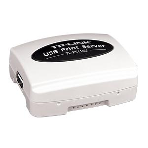 Print server TP-Link TL-PS110U 1xUSB, 1xRJ-45, Server de print