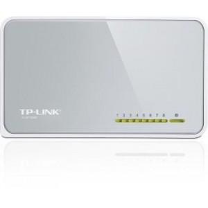 SWITCH 8 porturi TP-Link Switch TL-SF1008D, 8 x 10/100Mbps