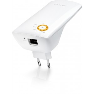 Range Extender Wireless Universal, TP-Link TL-WA750RE, 150Mbps, ultra-compact