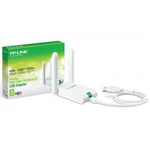 Adaptor USB Wireless 300Mbps TP-Link TL-WN822N 802.11b/g/n