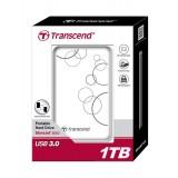 HDD EXTERN 1TB USB3.0 USB2.0 antishock / fast backup, Transcend StoreJet 25A3 1TB USB 2.0/3.0 2,5'' HDD