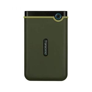 """HDD EXTERN 1TB USB3.0 2.5″  TRANSCEND StoreJet M3 Green """"TS1TSJ25M3"""""""