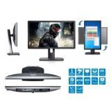 "Monitor LED 21.5"" Dell UltraSharp U2212HM, Wide, DVI, Negru, grad LUX"