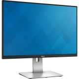 "Monitor LED 24"" Dell UltraSharp U2415B, IPS, Full HD 1920 x 1200, 16:10 wide, 6ms, vesa 100x100, DisplayPort, miniDP, HDMI, Negru, U2415B"
