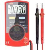 Multimetru digital Uni-t UT120C , masurare tensiuni,rezistente, diode, continuitate, factor de umplere