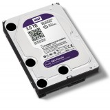 Hard disk PC Calculator HDD 3TB WD Purple WD30PURZ, intern 3.5'', SATA/600, 64MB cache, surveillance, supraveghere video
