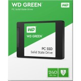 SSD 240GB WD Green SATA3 7mm 3D NAND 2.5""