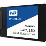 """SSD 500GB 2.5"""" WD Blue SATA3 R/W:560/530 MB/s 7mm 3D NAND, WDC WDS500G2B0A"""