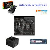 BUNDLE GAMING RTX 3070 , MB Gigabyte B550 GAMING X V2, Socket AM4 + sursa 750W Gigabyte GP-P750GM, 80+ Gold, PFC activ + SSD 512GB M.2 NVMe Gigabyte