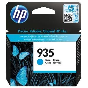 Cartus HP 935 Original, CYAN, 400 Pagini