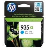 Cartus HP 935 XL Cyan, Original, 825 Pagini