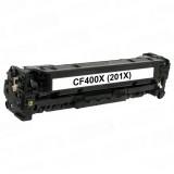 Cartus toner HP CF400X BK (HP 201X) Negru compatibil HP LaserJet Pro Color M252 M252N M274 M277 - 2800 PAG