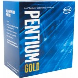 Procesor Intel Celeron G5400, BX80684G5400, 3.70 GHz, Dual Core, Skt. LGA 1151, 64-bit, 2MB, video Intel UHD Graphics 610, Cooler inclus