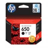 Cartus HP 650 Original, Black, 360 pagini, CZ101AE, HP deskjet ink advantage 1015, 1515, 1516, 2516, 2545, 2546, 2645, 3515, 3545, 4515, 4645