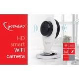 Camera supraveghere IP Wireless Gembird HD WiFi camera de interior, alba