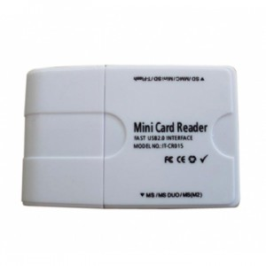 Card reader mini Intex USB 2.0 IT-CR015