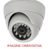 "Camera supraveghere dome interior 4-in-1 Guard View GDTOF12, 1MP, 720P, CMOS, OV 1/2.7"", 2.8mm, 24 LED, IR 20M, carcasa plastic"