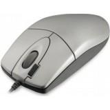 Mouse A4-Tech EVO Opto Ecco 612D argintiu, USB