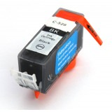 Cartus canon PGI 520 compatibil, black, aprox 350 pagini