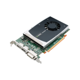 PLACA VIDEO NVIDIA QUADRO 2000 1GB GDDR5 , PCI-EX, 2 x DisplayPort + 1 X DVI-I, profesionala, aplicatii CAD