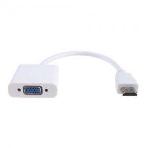 Convertor activ HDMI la VGA , cablu 10CM
