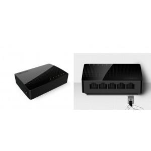 Switch 5 porturi Gigabit 10/100/1000 Mbps Tenda SG105 5-port Ethernet