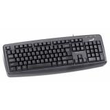 Tastatura Genius Keyboard KB-110X, PS/2, negru